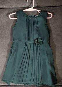 Beautiful green Carter's 24 month dress